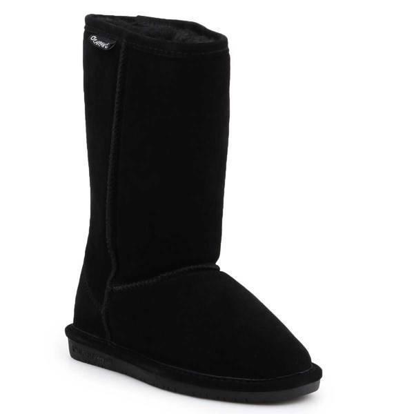 BearPaw 618Y Black Neverwet children's winter shoes