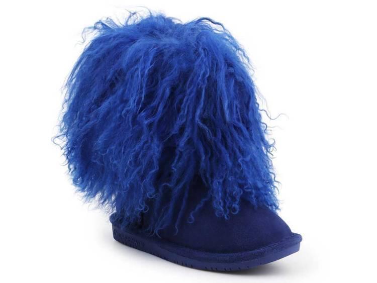 BearPaw shoes 1854Y Cobalt Blue