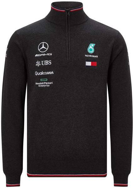 Mercedes AMG Petronas Mapm RP Mens Half Zip 141191036-150