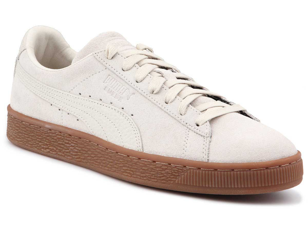 new product ed790 018e2 Lifestyle shoes Puma Suede Classic Natural Warmth 363869 02