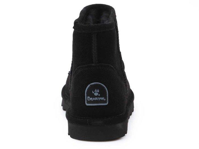 Bearpaw Alyssa 2130W-011 Black II