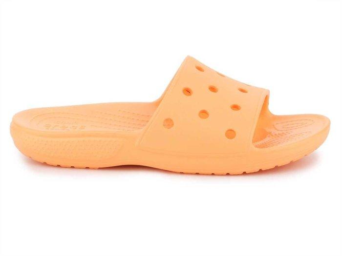 Crocs Classic Slide Cantaloupe 206121-801