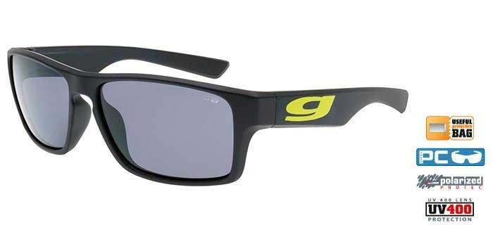 Goggle E890-1P matt black/green