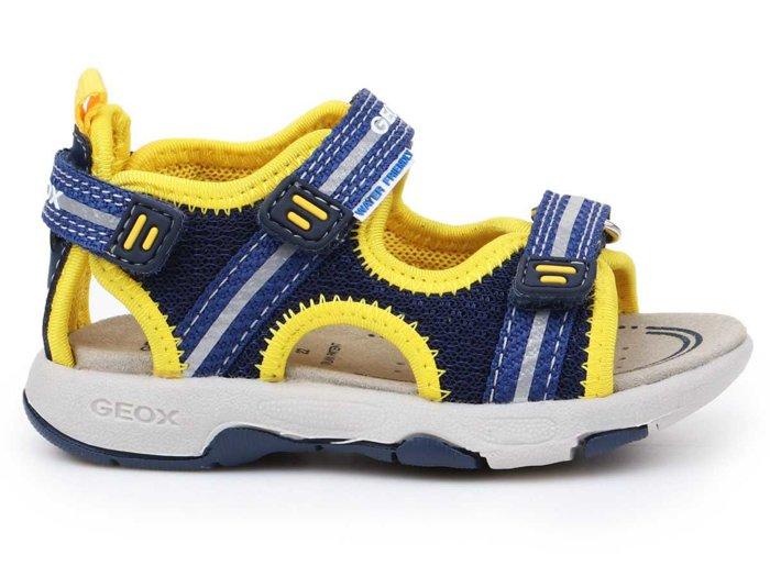 Kids sandals Geox B Sand Multy B920FA-01415-C0657