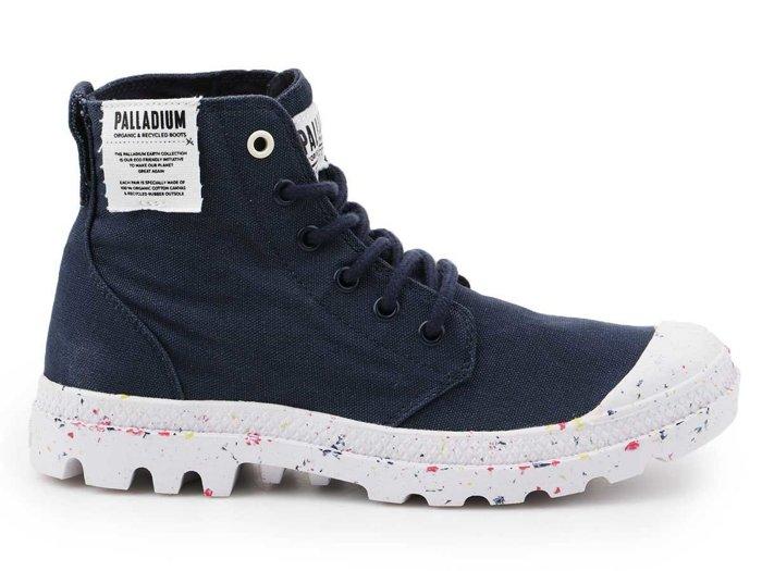 Lifestyle shoes Palladium Hi Organic Mood 96199-458