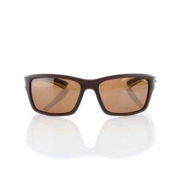 Okulary Przeciwsłoneczne Goggle Matt Brown/Green E106-3P
