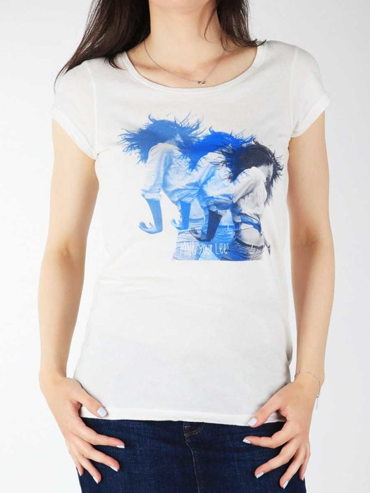 T-shirt Lee Cloud Dancer L480BOHA