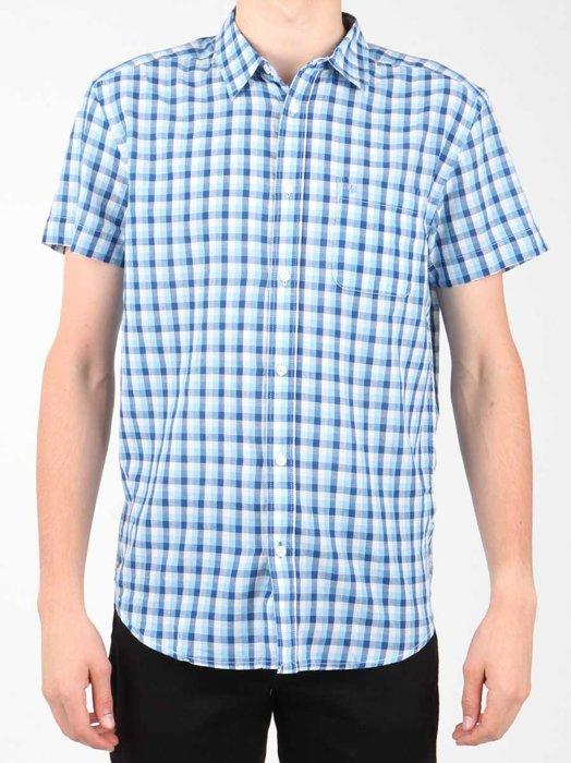 Wrangler S/S 1 PKT Shirt W5860LIRQ