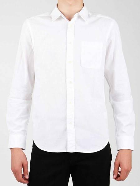 Hemd Wrangler L/S 1 PKT Shirt W5953LN12