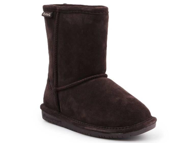 Schuhe BearPaw Emma Youth 708Y Chocolate II