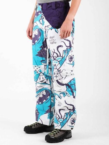 Skihose Salomon Magic Pant M L1021410036