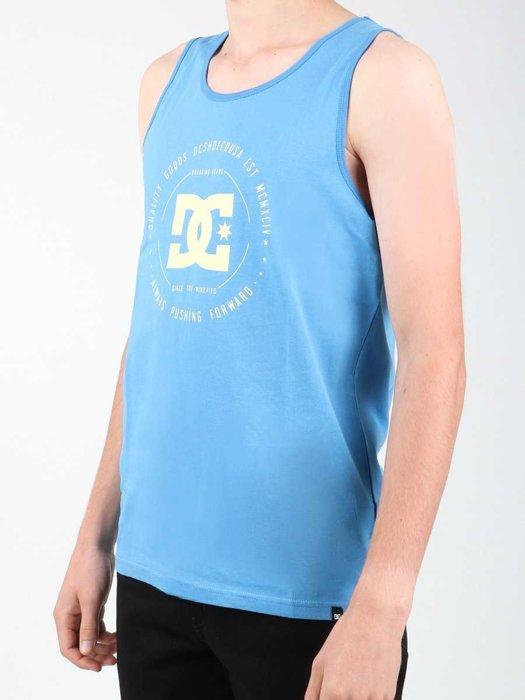 Ärmelloses T-Shirt DC SEDYZT03741-BLV0