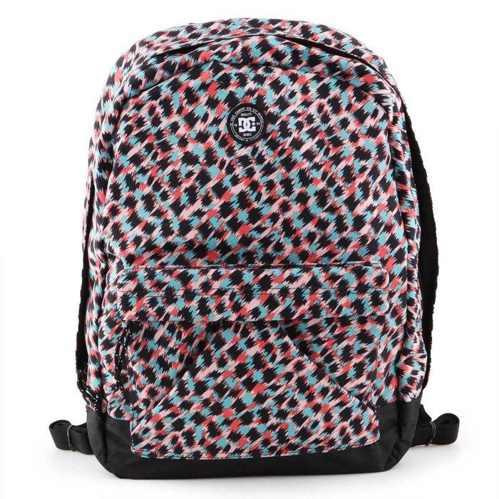 Backpack DC Backstar print SEDYBP03156-BYJ6