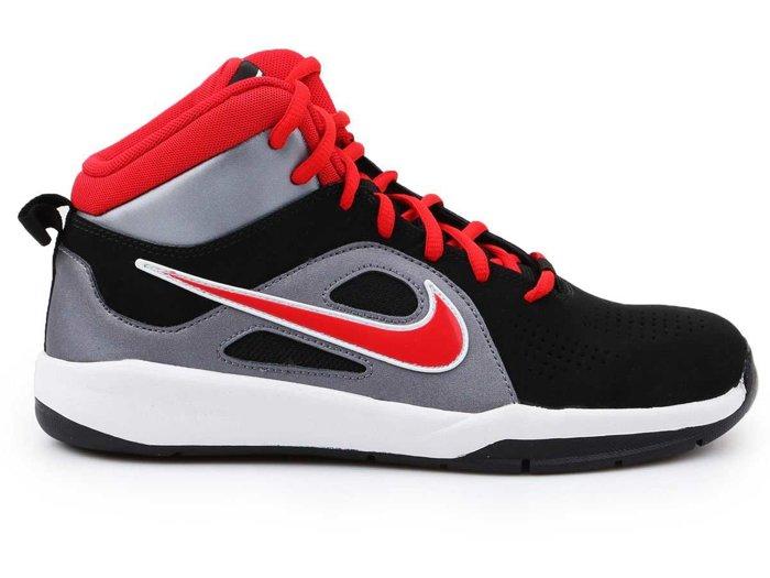 Baskettballschuhe Nike Team Hustle D 6 (GS) 599187-006