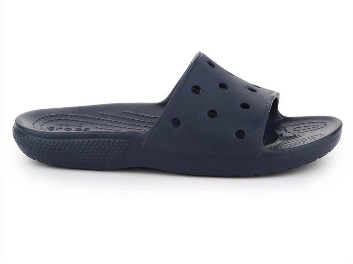 Crocs Classic Slide Navy 206121-410