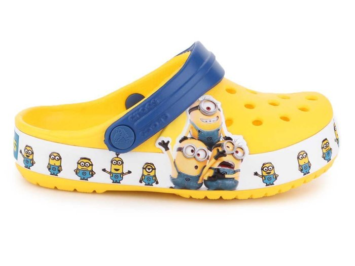 Crocs Fun Lab Minions Multi Clog 205512-730