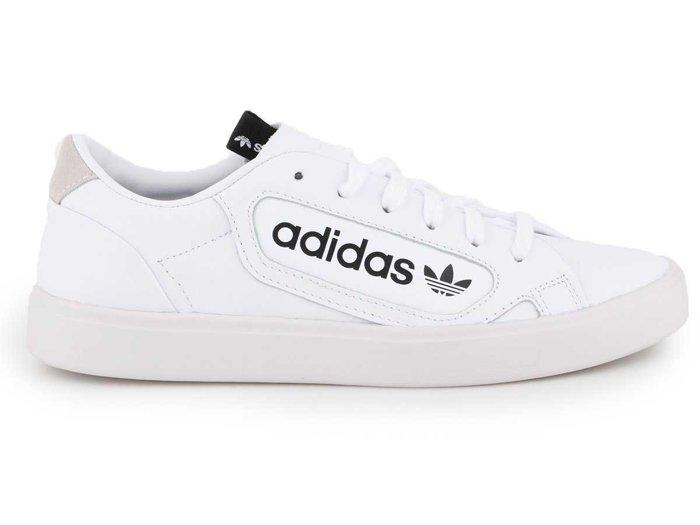 Lifestyle Schuhe Adidas Sleek W EF4935