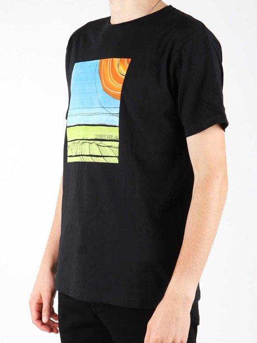 T-Shirt Quiksilver EQYZT00017-KVJB