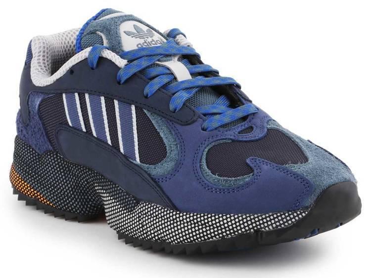 Buty lifestylowe Adidas  Yung-1 EF5337