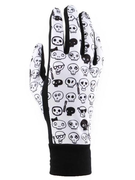 Rękawice ESKA 6135W/A Myinside & Outgloves Skull