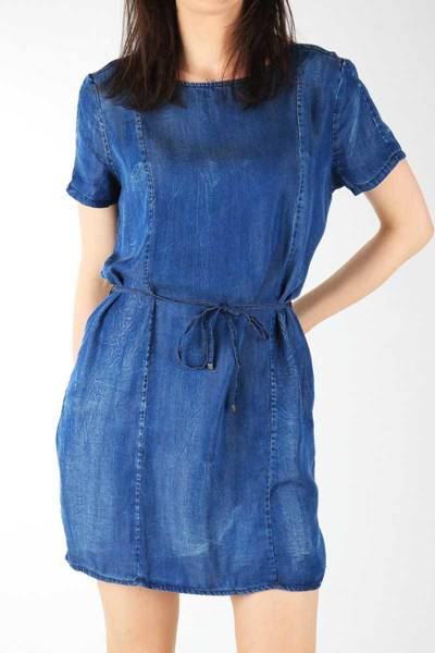 Sukienka Wrangler Shift Dress W9059LY8E