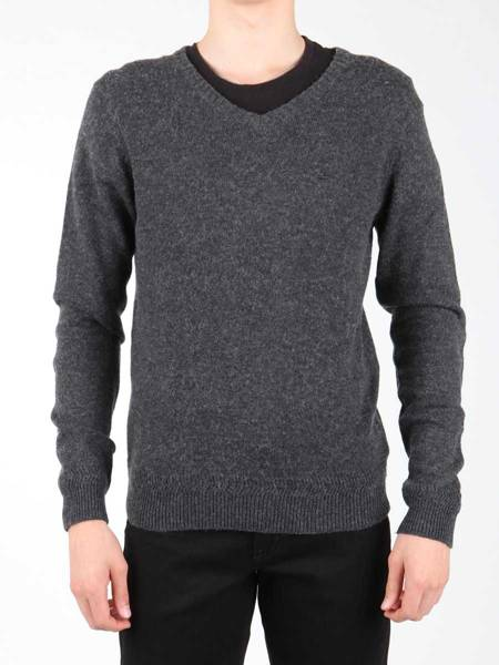 Sweter Lee V-Neck Jumper L892OJ06