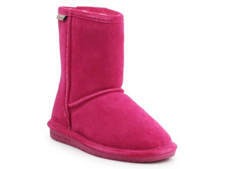Zimowe buty dziewczęce BearPaw 608Y Pom Berry