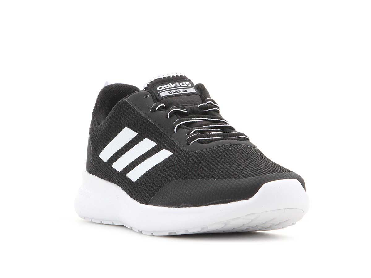 Adidas cloudfoam race czarne sneakers 36 23, 37