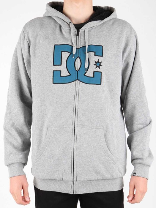 Bluza z kapturem DC Tangle D053860120-GBUD