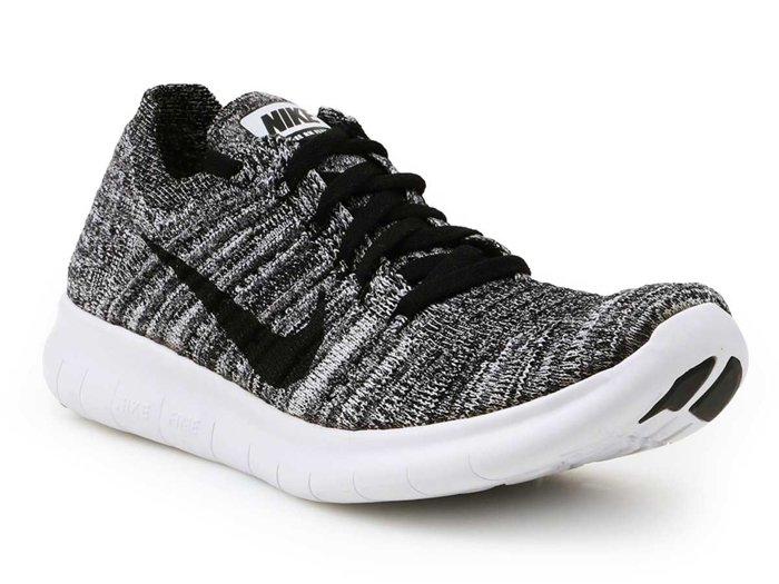 Buty do biegania Nike Free RN Flyknit (GS) 834362-100