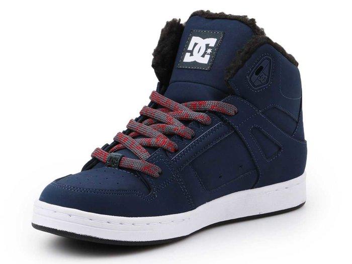Buty dziecięce zimowe DC Rebound Wnt ADBS100076-NGH