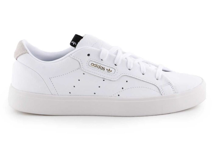 Buty lifestylowe Adidas Sleek W DB3258