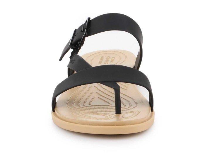 Crocs Tulum Toe Sandal W 206108-00W