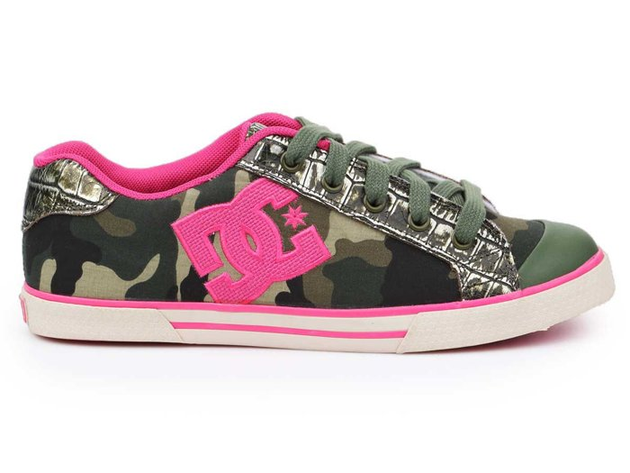 DC W's Chelsea Lx 302142-OLIVE