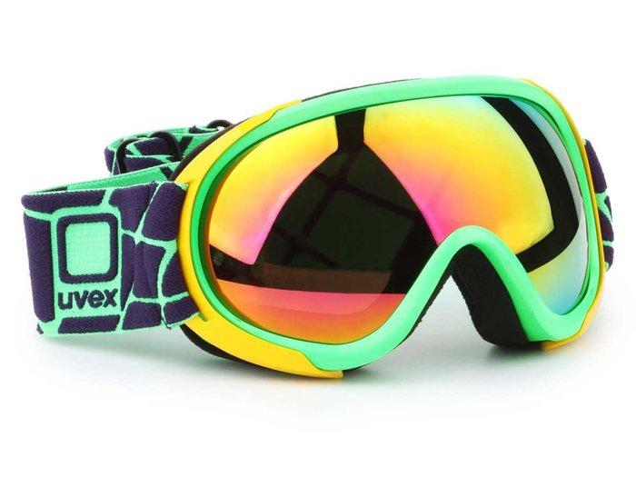 Gogle narciarskie Uvex G.GL7 Pure 550619-7026