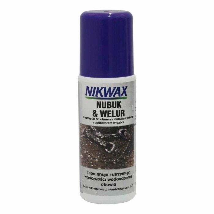 Impregnat do obuwia Nikwax Nubuk & Welur 125ml