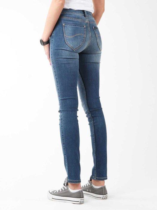 Jeansy Lee Jodee Super Skinny L529HAKE