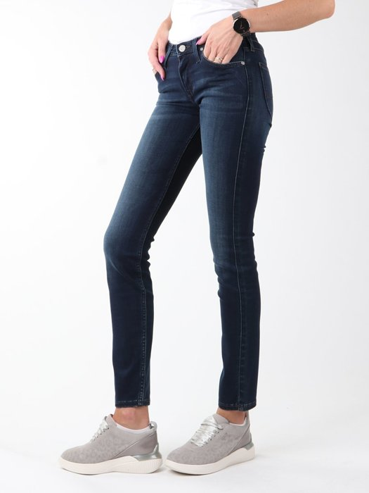 Jeansy Lee Scarlett Skinny Pitch Royal L526WQSO