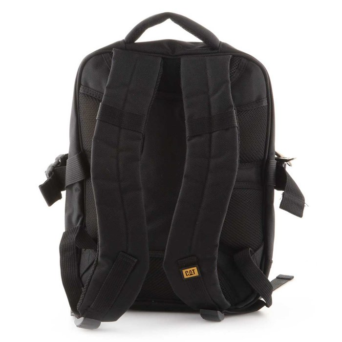 Plecak Caterpillar Paros Black 80462