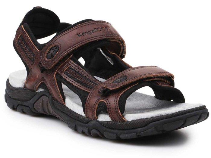 Sandały Kangaroos Trail Chocol/BLK 71481-305