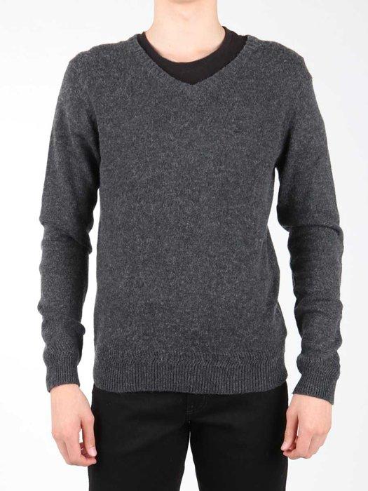 Sweter Lee V-Neck Jumper L892OJ06
