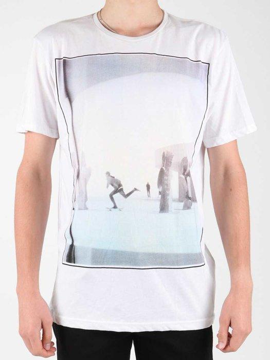 T-shirt DC DPMJE712-WHTD