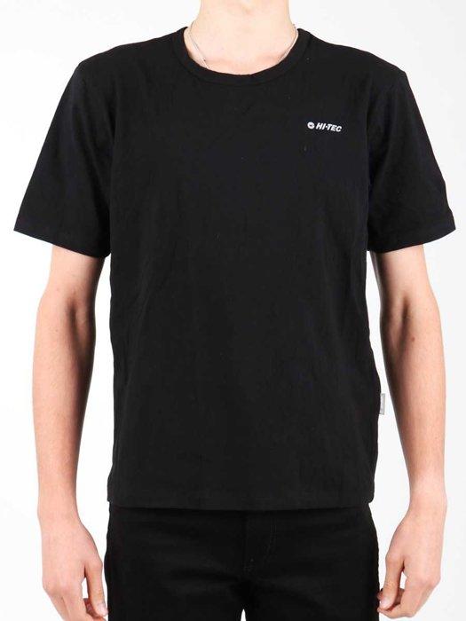 T-shirt Hi-Tec Sim Black 077987