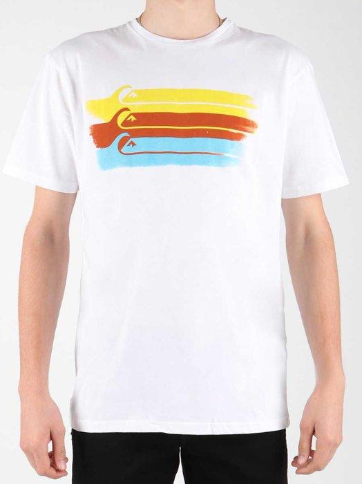 T-shirt Quicksilver EQYZT00010-WBB0